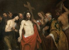 Gerard Seghers, Christ and the Penitents, 17th century