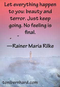 The poet Rilke on the truth of impermanence