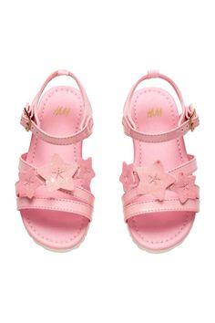 be7cdcc3aaf Girls  Infant Flower Charlotte Sandal