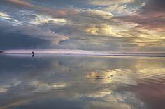 Walking on Glass - Pismo Beach, California by PatrickSmithPhotography, via Flickr