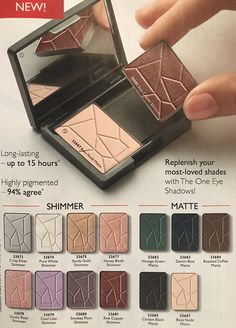 Wet and Dry Eye each.buy 2 and get the Pallet FREE 😍Offer ends   Oriflame Beauty Products, Oriflame Cosmetics, Shadow 2, Wet And Dry, Argan Oil, Vintage Green, The One, Mascara, Eye Makeup