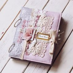Travel Scrapbook // Travel Book // Daily Like // Shabby #sew_for_you #byalinasukhova