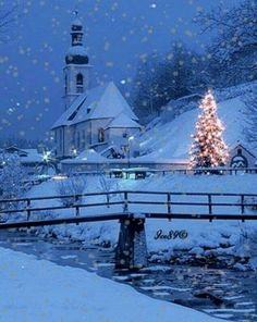 Beautiful Winter Scene...
