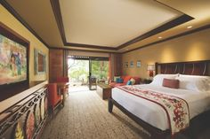 See how the Disney's Polynesian Villas & Bungalows will offer both comfort and extra space: