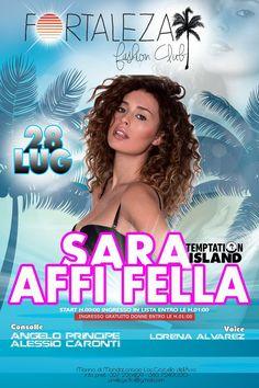 Serata 28 Luglio di  #saraaffifellaufficiale al Fortaleza di Mandatoriccio ➖➖➖➖➖➖➖➖➖➖➖➖ #serata #disco #discoteca #ddfinfluenceragency #danieledefalcomanagement #calabria