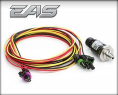 "Same Business Day Shipping Edge 98607 EAS Pressure Sensor 0-100psig 1/8"" NPT Boost CS / CS2 & CTS / CTS2"