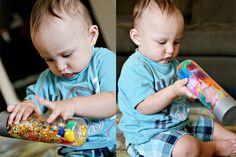 Toddler Exploration Bottles