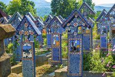 25 prachtige begraafplaatsen