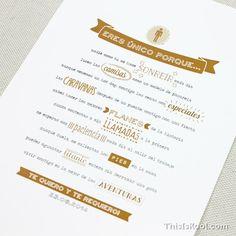 Talonario descargable para que puedas sorprender a tu pareja con 9 vales regalo
