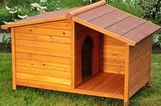 Small Wooden Dog Kennel. Sturdy and Attractive Outdoor Wo... https://www.amazon.co.uk/dp/B00Q90W512/ref=cm_sw_r_pi_dp_x_QUORyb4Z7YBYJ