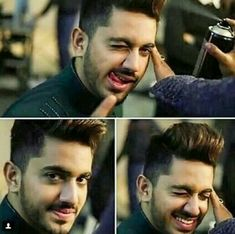 Oh just so cute.he is the cutest.my first crush.ohhh my God. Love U So Much, Cute Love, Zain Imam Instagram, Sajal Ali, Indian Star, Awesome Beards, Purple Love, Jong Suk, Tv Actors