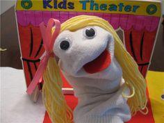 cutie diy sock puppet