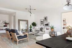 Dream Home: Dark Gray and Brass Beautiful Home