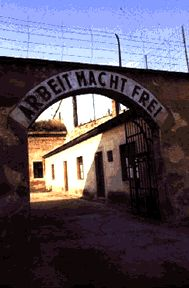 ...but be sure to get off the beaten path, and go to the concentration camp of Terezin.
