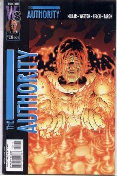 The Authority #18 DC Comics