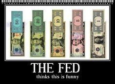 The Federal Reserve. Why no, they are NOT a branch of ANY government, just a bunch of bankers who own the government.