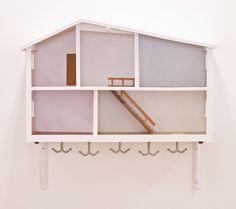 Doll house hanger / Shelf