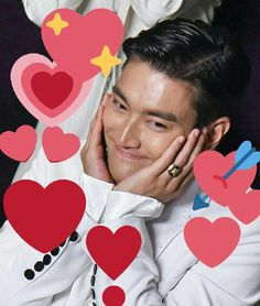 Choi Siwon, Lee Donghae, Super Junior, Thankful, Kpop, Twitter, San, Memes, Board