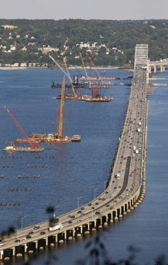 Tappan Zee Bridge's Replacement Could Bring A Substantial Toll Hike, Some Worry