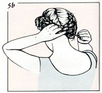 Французские косы с лентой :: Локон - прически, стрижки, укладки