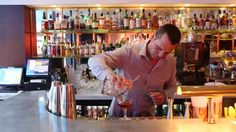 How to make an Adonis cocktail from The Palomar