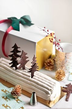 Blog de María Lunarillos Xmas Desserts, Christmas Sweets, White Christmas, Christmas Time, Holiday, Cake Cookies, Cupcake Cakes, Cupcakes, Biscuits