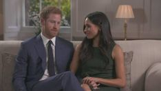 """Prince Harry and Megan Markle: Diana is """"with us"""""""