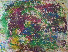 """""""Colorful Mess"""" by Artist Marlien Visagie Acrylic on Canvas 119,5cm x 91,3cm / 47,04"""" x 35,9""""  It's okay to not be okay sometimes - so why not be a beautiful, colorful mess? Abstract Expressionism, Abstract Art, Colorful, Photo And Video, Canvas, Artist, Painting, Beautiful, Instagram"""