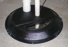 nice looking sump pump covers - Google Search Basement Apartment, Basement Bathroom, Basement Remodeling, Basement Ideas, Sump Pump Cover, Zig Zag Shelf, Basement Makeover, Shtf, Remodels