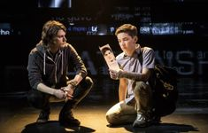 'Dear Evan Hansen' is fiction, but its actors hear from real people in pain George Salazar, Dear Evan Hansen Musical, Dear Even Hansen, Personal Fan, Hansen Is, Out Of Touch, Show Photos, Musical Theatre, Best Actor