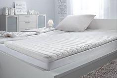 Hochwertiger Topper aus Viscoschaum - optimaler Liegekomfort für Ihr Bett