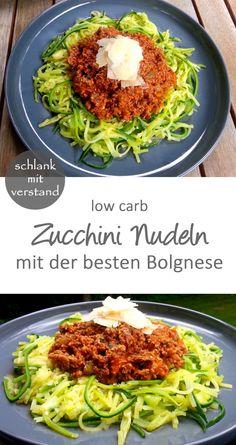 low carb Zucchini Nudeln Bolognese Rezept #abnehmen #lowcarb #lchf #keto #ernährung #Rezept #Rezepte #deutsch #foodblog #foodblogger #healthy #healthyfood #healthyrecipes #healthyeating #gesunderezepte