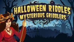 Put your logical thinking to the test as you solve evil spirits' favorite puzzles!  http://toomkygames.com/download-free-games/halloween-riddles-mysterious-griddlers