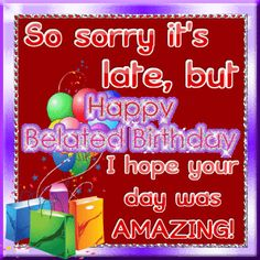 Animated Birthday Greetings Click The Image To View E Card I Appreciate Your Support With All