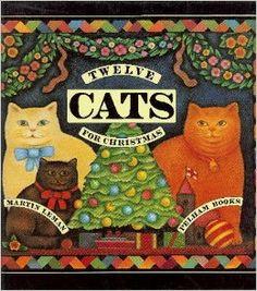 Twelve Cats for Christmas: Martin Leman: 9780720714036: AmazonSmile: Books