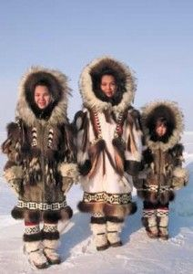 Eskimos, North Pole - Child wants to be an Eskimo for Halloween