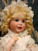 "By Far the Cutest ALL ORIGINAL 17"" Kammer & Reinhardt 116A Antique Bisque Baby Doll You Will Ever See!"