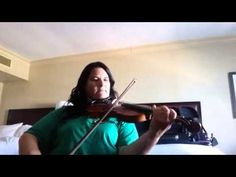 Day 218 - La Belle Catherine - Patti Kusturok's 365 Days of Fiddle Tunes - YouTube