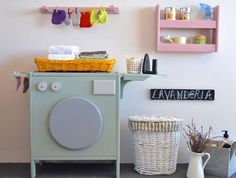 mb3 A world of dream wooden kitchen and role play toys at Macarena Bilbao