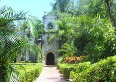 Entrance - Old Spanish Monastery, North Miami Beach, FL