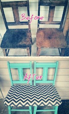 My DIY spin on the chair bench. Very comfy.