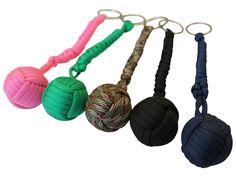 Dark blue monkey fist self defense keychain. Brutally effective self  defense weapon. http  dfc7286f6b