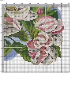 Fotos de la comunidad Simple Cross Stitch, Cross Stitch Flowers, Cross Stitch Designs, Cross Stitching, Needlework, Weaving, Photo Wall, Kids Rugs, Embroidery