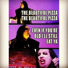 LOL Marilyn Manson - I laughed way too long at this!