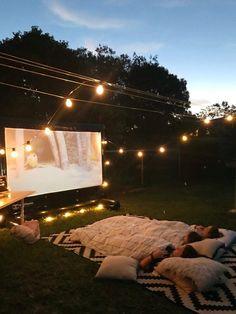Cozy Cinema - Cozy & Comfy