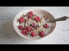 Maple Chia Pots by Deliciously Ella - YouTube