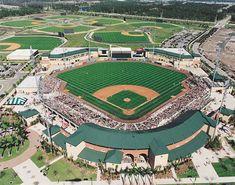 St. Louis Cardinals Spring Training  - Roger Dean Stadium. Jupiter, FL
