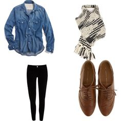 """""""Casual"""" by kmackh on Polyvore"""