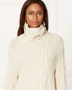 Cashmere Turtleneck Sweater - Turtle & Mocknecks  Sweaters - RalphLauren.com