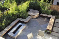 Great hot tub - Jeffrey Gordon Smith Landscape Architecture